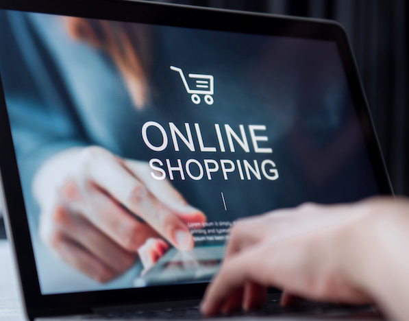 Covert surveillance with online shopping and counterfeit products